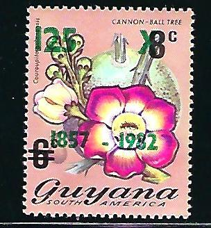 Guyana Scott #459, Unused, never hinged