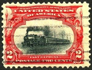U.S. #295 Used
