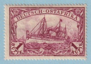 GERMAN EAST AFRICA 19  MINT HINGED OG * NO FAULTS VERY FINE !