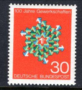 Germany 991 MNH VF