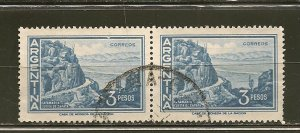 Argentina 693 Zapata Slope Pair Used