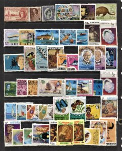 STAMP STATION PERTH Granada Mix #48 Mint / Used Selection - Unchecked