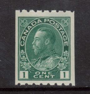 Canada #123 VF/NH
