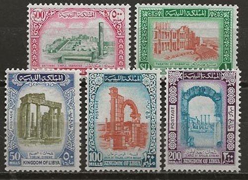 Libya 291-295 m