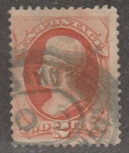 U.S. Scott #183 Stamp - Used Single