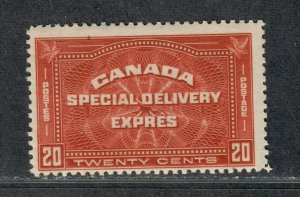 Canada Sc#E4 M/H/F, Cv. $65