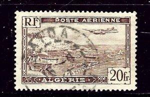 Algeria C4 Used 1946 issue