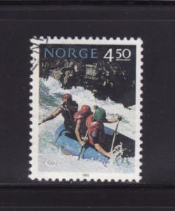 Norway 1037 U Sports, River Rafting