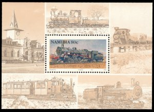 Namibia 1994 Scott #772 Souvenir Sheet Mint Never Hinged