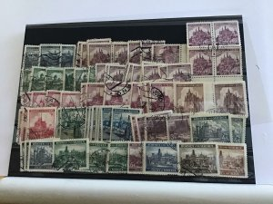 Bohemia and Moravia vintage  mounted mint and used stamps  R22526