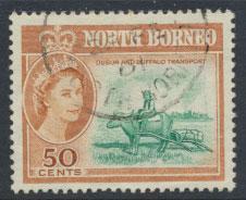 North Borneo SG 401 SC# 290   MVLH  see details