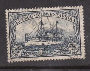 German South West Africa #24 Used Fine - Very Fine
