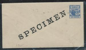 MAURITIUS (P3006B) 18C PSE  SPECIMEN
