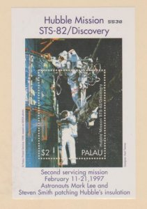 Palau Scott #456 Stamps - Mint NH Souvenir Sheet