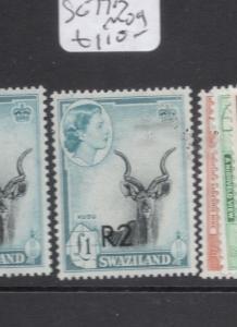 Swaziland SG 77b MOG (9dfe)