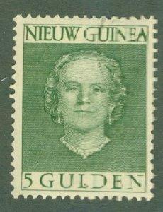 R84-0004 NETHERLANDS NEW GUINEA  21 MNH SCV $17.50 BIN $8.75