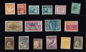 World Stamp Collection Lot #M1
