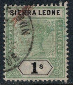 Sierra Leone #43  CV $22.50