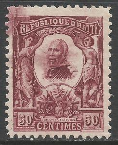 HAITI 101 MOG T652-2