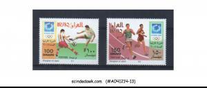 IRAQ - 2004 OLYMPIC GAMES ATHENS - 2V - MINT NH