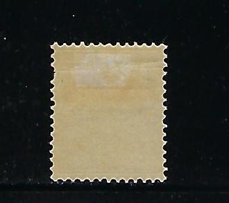 SWAZILAND SCOTT #9 1892 61/2P (GRAY) (RED OVERPRINT) -MINT NEVER  HINGED