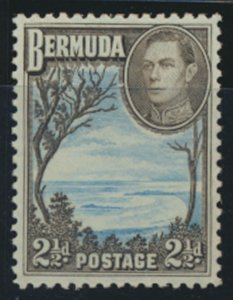 Bermuda  SG 113a perf 11.9  SC# 120A MLH Grape Bay  see details and scans