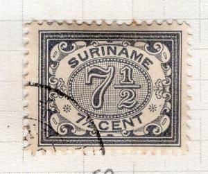Surinam USED H Scott Cat. #50