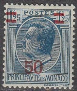 Monaco #97 F-VF Unused (K1021)