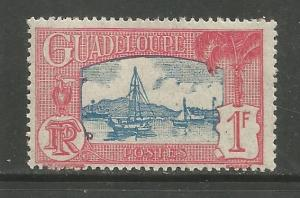 GUADELOUPE, 119, H, BRIDGE