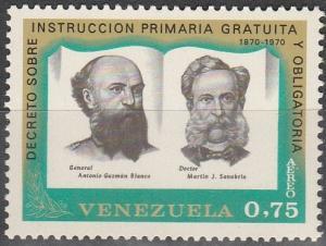 Venezuela #C1034 MNH F-VF (SU2168)