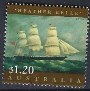 AUSTRALIA  1998_  used    SG1730
