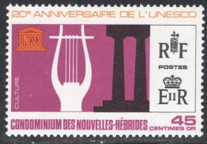NEW HEBRIDES-FRENCH SCOTT 138