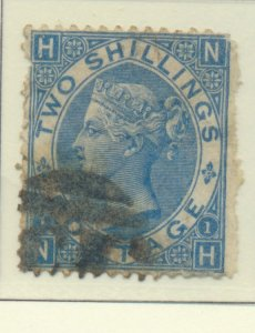 Great Britain Stamp Scott #55 Plate #1, Used, Ragged Edge/Wing Margin - Free ...
