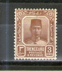 Malaya - Trengganu 23 MHH