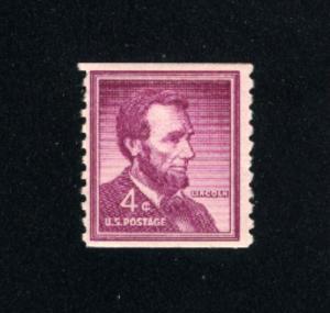 USA #1058  Mint  VF NH  PD .15