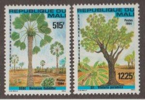 Mali Scott #492-493 Stamps - Mint NH Set