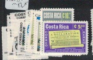 Costa Rica SC C673-82 MOG (6ecl)