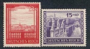 GERMANY B198-B199 MINT NEVER HINGED (MNH)