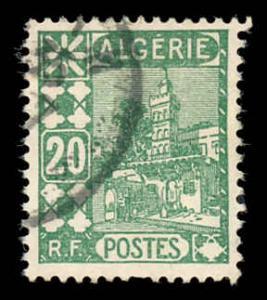 Algeria 39 Used