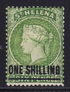 ST Helena Scott # 39 VF OG previously hinged cv $ 65 ! see pic !