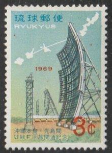 Ryukyu Islands #183 MNH Single Stamp