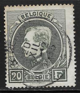 Belgium #213 20fr King Albert