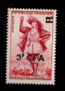 Reunion CFA Scott 291 MNH** stamp
