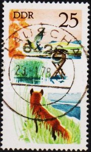 Germany(DDR). 1969 25pf S.G.E1186 Fine Used