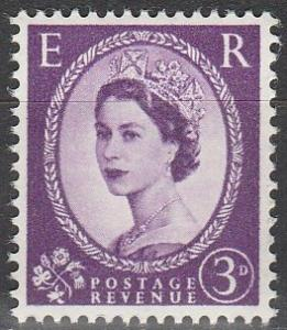 Great Britain #358 MNH (S3242)