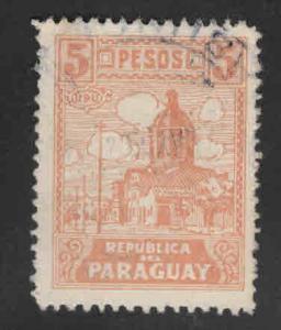 Paraguay Scott 299 Used stamp
