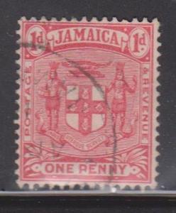 JAMAICA Scott # 59 Used - Jamaica Coat Of Arms