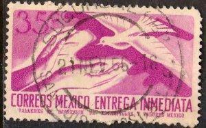 MEXICO E16, 35¢ 1950 Definitive 2nd Printing wmk 300. USED. F-VF. (1474)