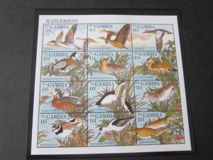 Gambia 1995 Sc 1617 Bird MNH