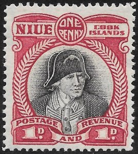 Niue Mint Hinged  WYSIWYG [12841]